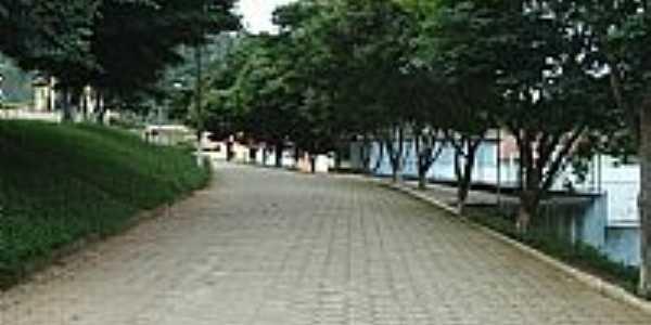 Ladainha-MG-Rua arborizada-Foto:Scarparo