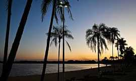 Lagoa da Prata - Praia Municipal Por: Alexandre Almeida