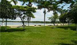Lagoa da Prata - Lagoa da Prata-MG-Orla da Praia Municipal-Foto:JC e Os Mensageiros do Amor