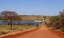 Lagoa dos Patos - Asfaltamento em Lagoa dos Patos-Foto:AFerrera2067