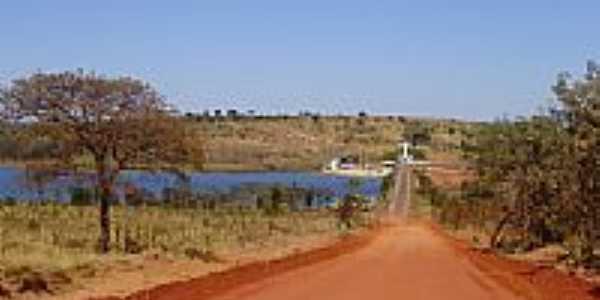 Asfaltamento em Lagoa dos Patos-Foto:AFerrera2067
