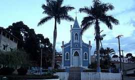 Lagoa Dourada - Lagoa Dourada-MG-Igreja de N.Sra.do Rosário-Foto:Arlindo Miranda