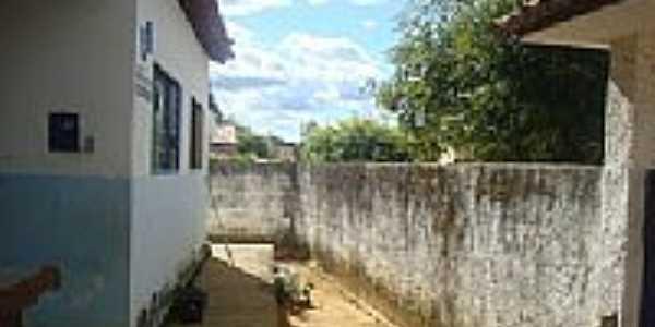 Açudina-BA-Escola Hermelino Marques-Foto: SECRETARIA DE EDUCAÇÃO DE SAMAVI
