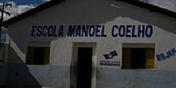 Açudina-BA-Escola Manoel Coelho-Marques-Foto:semece13.blogspot.com