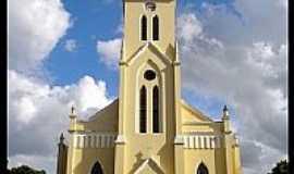 Lagoa Formosa - Igreja de N.S.da Piedade-Foto:Jean Lima