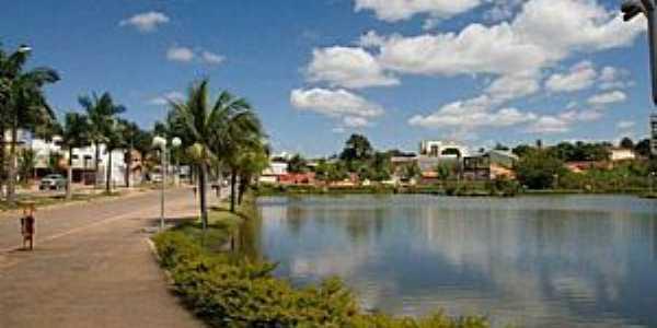 Lagoa Formosa-MG-Vista da Lagoa-Foto:exame.abril.com.br