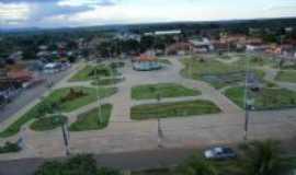 Lagoa Grande - vista aeria da praça, Por carlos henrique