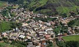 Lajinha - Vista da cidade-Foto:Elpídio Justino de Andrade