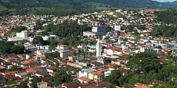 Lambari-MG-Vista aérea da cidade-Foto:Josue Marinho