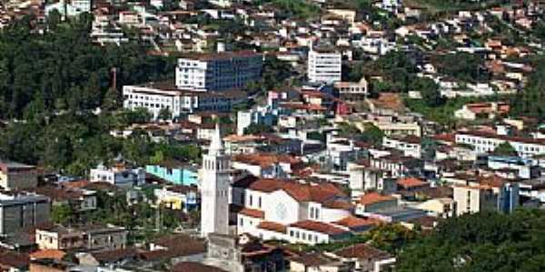 Lambari-MG-Vista do Morro da Cruz-Foto:Josue Marinho