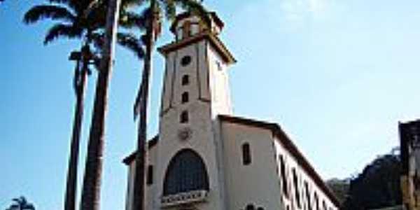 Lamim-MG-Matriz do Divino Espírito Santo-Foto:Vicente A. Queiroz