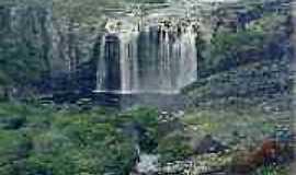 Lapinha - Lapinha-MG-Cachoeira da Bicame-Foto:guiadalapinha.