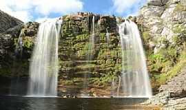 Lapinha - Lapinha-MG-Cachoeira do Bicame-Foto:Leandro Durães