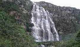 Lapinha - Lapinha-MG-Cachoeira do Lajeado-Foto:guiadalapinha.