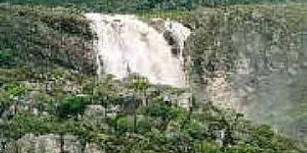 Lapinha-MG-Cachoeira do Rapel-Foto:guiadalapinha.