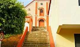 Laranjal - escadarias da Igreja Matriz Imaculada conceição foto sgtrangel