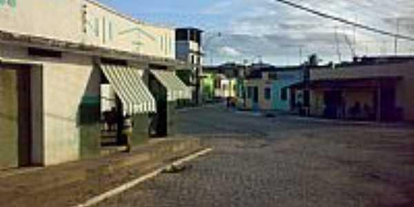 Centro da cidade de Acupe-BA-Foto:Gilmar Lopes Coelho