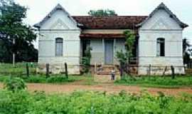 Lassance - Antiga casa Carlos Chagas