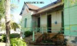 Lassance - Casa de Sa�de Dr. Carlos Chagas, Por J�lio S�rgio Rabelo