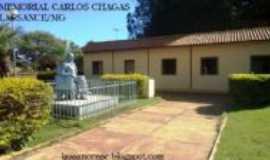 Lassance - Memorial Dr. Carlos Chagas, Por J�lio S�rgio Rabelo