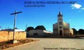Lassance - Igreja Matriz, Por J�lio S�rgio Rabelo