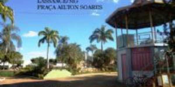 Praça Ailton Soares, Por Júlio Sérgio Rabelo