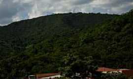 Leme do Prado - Vista parcial da Serra em Leme do Prado-MG-Foto:Enio FSR