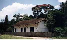 Liberdade - Liberdade-MG-Antiga Estação Ferroviária-Foto:Jorge A. Ferreira Jr.