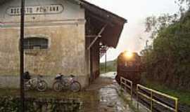 Liberdade - Liberdade-MG-Estação Ferroviária no Povoado Augusto Pestana,distrito de Liberdade-Foto:wiliamlima