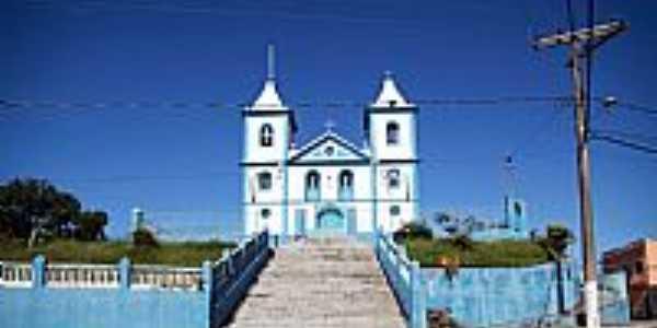 Liberdade-MG-Igreja de N.Sra.Aparecida-Foto:Halley Pacheco de Oliveira