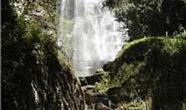 Lima Duarte - Cachoeira do Sossego em Lima Duarte-MG-Foto:Marcio Lucinda