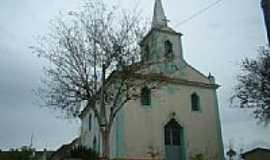 Lima Duarte - Igreja de São João Batista e Nossa Senhora em Souza do Rio Grande,Lima Duarte-MG-Foto:Marcio Lucinda
