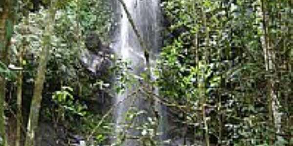 Cachoeira da Boa Vista,Queda da Mata, em Lima Duarte-MG-Foto:Marcio Lucinda