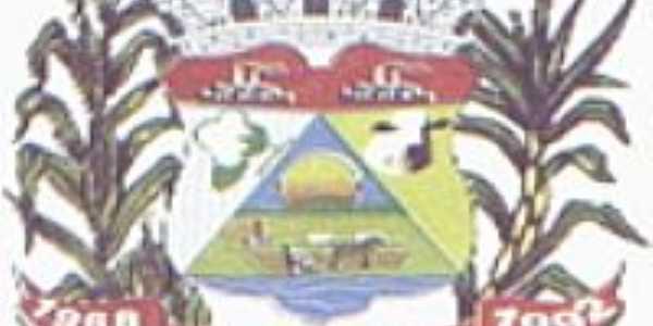 brasão de Limeira do Oeste - MG