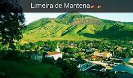 Limeira de Mantena - Limeira de Mantena-MG-Vista da cidade-Foto:Facebook