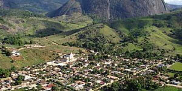 Limeira de Mantena-MG-Vista da cidade-Foto:Facebook
