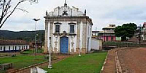 Praça e Igreja de N.Sra.da Soledade-Foto:souexcel