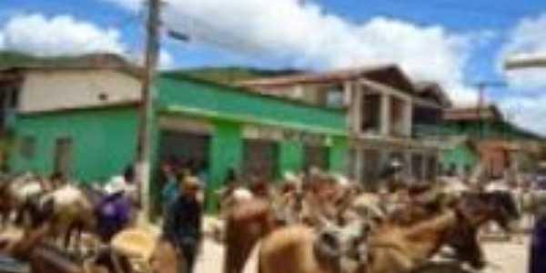 tradicional Cavalgada de lufa, Por Marlon