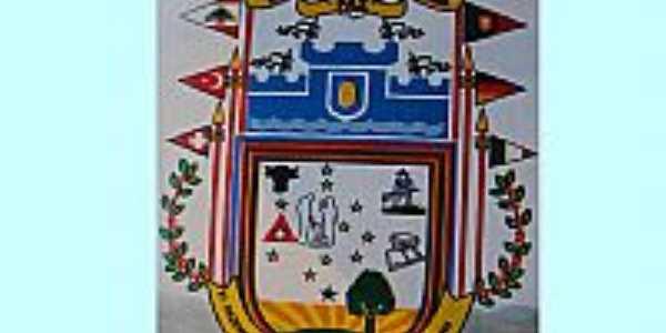Brasão de Luisburgo=MG