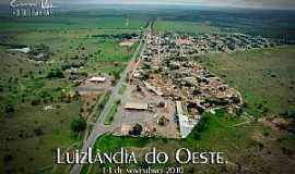 Luislândia do Oeste - Luizlândia - MG