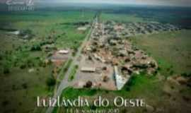 Luizl�ndia do Oeste - Vista Parcial de Luizl�ndia - Por ALCIDES  MAGALHAES