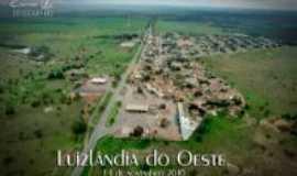 Luislândia do Oeste - Vista Parcial de Luizlândia - Por ALCIDES  MAGALHAES