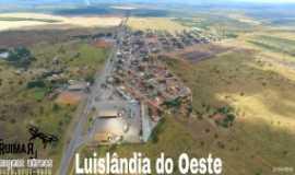 Luislândia do Oeste - Por Ruimar