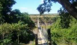 Luizl�ndia do Oeste - Ponte sobre o Rio Abaet�, Por Pastor Adilson Lopes