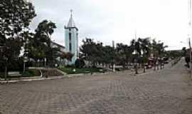 Luminárias - Luminárias-MG-Praça da Matriz-Foto:Rogério Santos Pereira