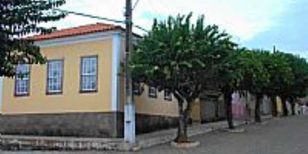 Luminárias-MG-Patrimônio Histórico no centro-Foto:BARBOSA