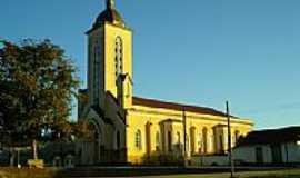 Luminosa - Igreja de N.S.das Candeias-Foto:Jairo Silva