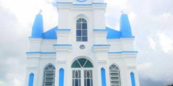 Igreja de São Benedito- Luminosa-MG, Por Ronaldo Leopoldino de Oliveira