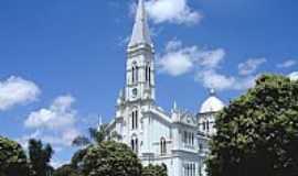 Luz - Igreja de N.Sra.da Luz em Luz-MG-Foto:Vicente A. Queiroz