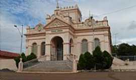 Luz - Luz-MG-Anexo do Palácio Episcopal-Foto:Eônio